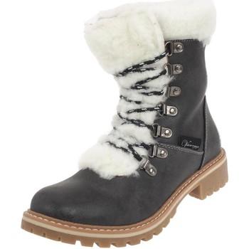 Chaussures Femme Bottes de neige Alpes Vertigo Charme noir mid l Noir