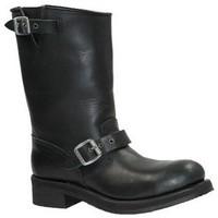 Chaussures Homme Bottes ville Sendra boots Bottes Western  ref 02802 noir Noir