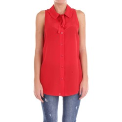 Vêtements Femme Tops / Blouses Moschino Couture 02100437 Chemise Femme Rouge Rouge