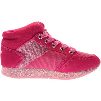 Chaussures Garçon Baskets montantes Lelli Kelly  Fucsia