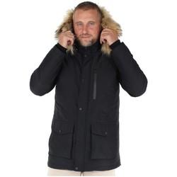 Vêtements Homme Blousons Oakwood Doudoune Parka  Bobsleg ref_cco42146-noir Noir