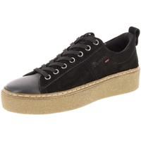 Chaussures Femme Baskets basses Wrangler wl172661 noir