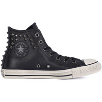 Chaussures Homme Baskets montantes Converse ALL STAR HI  DISTRESSED Nero