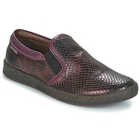 Chaussures Fille Slips on Pataugas JLIP-S-J4A Bordeaux