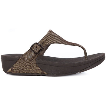 Chaussures Femme Sandales et Nu-pieds FitFlop FIT FLOP  THE SKINNY LIZARD PRINT Marrone