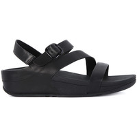 Chaussures Femme Sandales et Nu-pieds FitFlop FIT FLOP  THE SKINNY CROSS SANDAL Nero