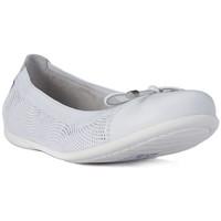 Chaussures Fille Ballerines / babies Nero Giardini NERO GIARDINI  MANAUS Bianco