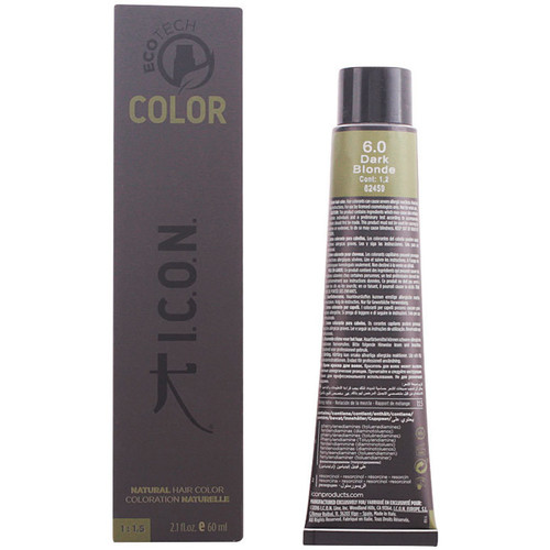 I Color Dark c n60 Ml Natural 6 Ecotech Cheveux 0 Accessoires o Blonde EID29H