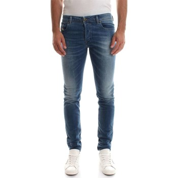 Vêtements Homme Jeans slim Diesel SLEENKER L.32 JEANS Homme DENIM MEDIUM BLUE DENIM MEDIUM BLUE