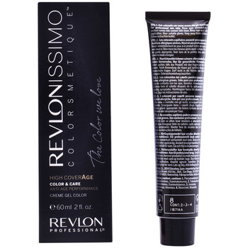 Beauté Accessoires cheveux Revlon Revlonissimo Color & Care High Coverage 8  60 ml