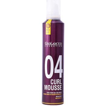 Beauté Soins & Après-shampooing Salerm Curl Mousse Extra Strong