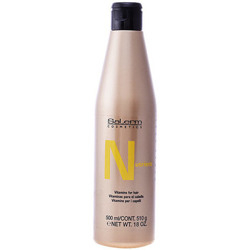 Beauté Shampooings Salerm Nutrient Shampoo Vitamins For Hair