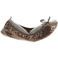Chaussures Femme Ballerines / babies Toscania 30309 marron