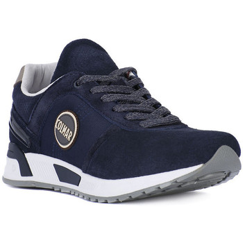 Chaussures Homme Baskets basses Colmar TRAVIS EVOLUTION Blu