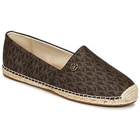 Chaussures Femme Espadrilles MICHAEL Michael Kors KENDRICK SLIP ON Marron