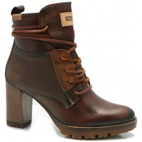 Chaussures Femme Bottines Pikolinos W7M8909 - Cuero marron