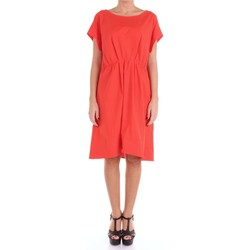 Vêtements Femme Robes longues Moschino Boutique 0448835 Robe Femme Rouge Rouge