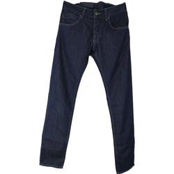 Vêtements Homme Jeans slim Armani jeans C6J23 Bleu Brut