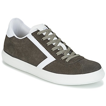 Chaussures Homme Baskets basses Yurban IRETIPUS Gris