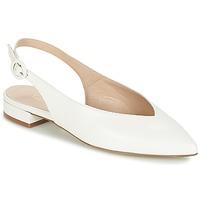 Chaussures Femme Ballerines / babies Fericelli IKIRUA Blanc