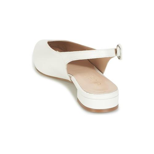 BallerinesBabies Fericelli Femme Chaussures Blanc Ikirua wPZiulkXOT