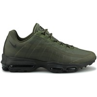 Chaussures Homme Baskets basses Nike Air Max 95 Ultra Essential Kaki Vert