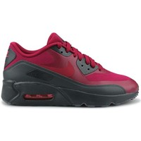 Chaussures Garçon Baskets basses Nike Air Max 90 Ultra 2.0 Junior Rouge Rouge