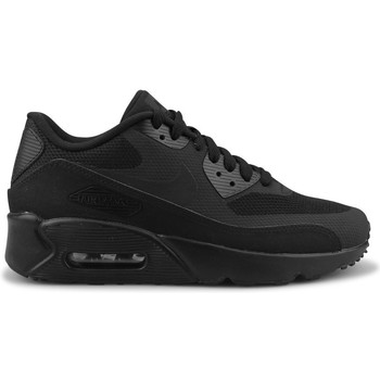 Chaussures Garçon Baskets basses Nike Air Max 90 Ultra 2.0 Junior Noir Noir