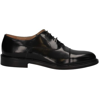 Chaussures André 854-17 abbr nero derby homme noir