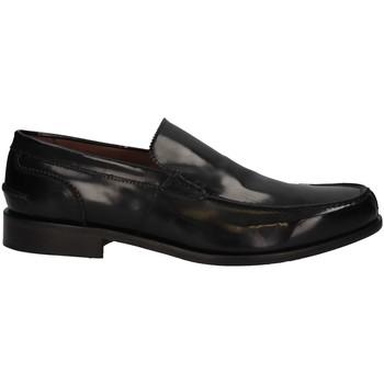 Chaussures André 300-15 nero mocasines homme noir