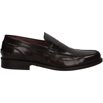 Chaussures Homme Mocassins Andre' Andre' 300-15 T.MORO Mocasines Homme Marron