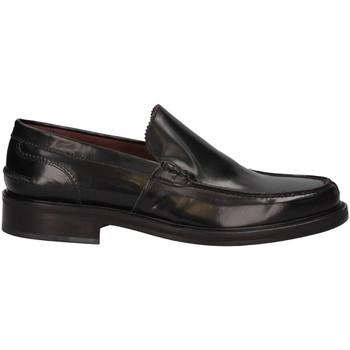 Chaussures André 300-16 nero mocasines homme noir