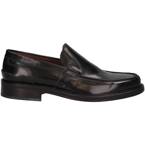 Chaussures Homme Mocassins André 300-16 NERO Mocasines Homme Noir Noir
