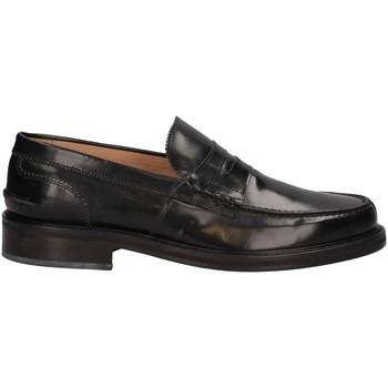 Chaussures André 301-16 nero mocasines homme noir