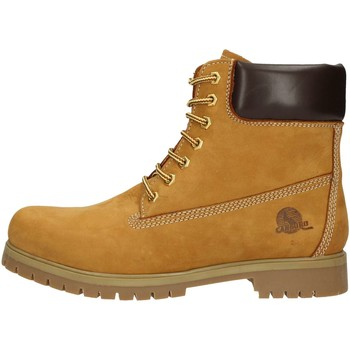 Chaussures Canguro A029-300 Heavy-duty boots Homme Jaune