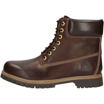 Chaussures Homme Boots Canguro A029-300 Heavy-duty boots Homme Brun Brun