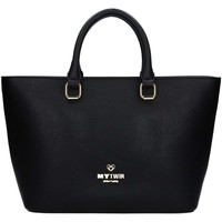 Sacs Femme Cabas / Sacs shopping My Twin By Twin Set Va7pdn Shopping noir