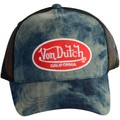 Von Dutch Casquette  MC92 Denim/Red