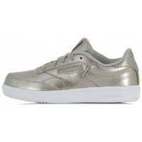 Chaussures Fille Baskets basses Reebok Sport Club C Junior - Ref. CM8740 Gris