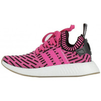 Chaussures Homme Baskets basses adidas Originals NMD R2 Primeknit - Ref. BY9697 Rose