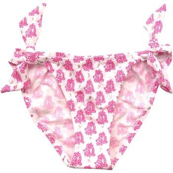 Vêtements Fille Maillots / Shorts de bain Princesse Ilou Slip de bain illustré Fushia