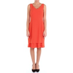 Vêtements Femme Robes longues Moschino Boutique 04650824 Robe Femme Orange Orange