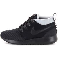 Chaussures Homme Baskets montantes Nike Roshe Run Sneakerboot - 615601-002 Noir