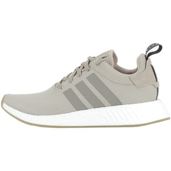 Chaussures Homme Baskets basses adidas Originals NMD R2 - BY9916 Beige