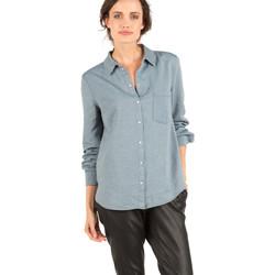 Vêtements Femme Chemises / Chemisiers Set HUDSON Bleu