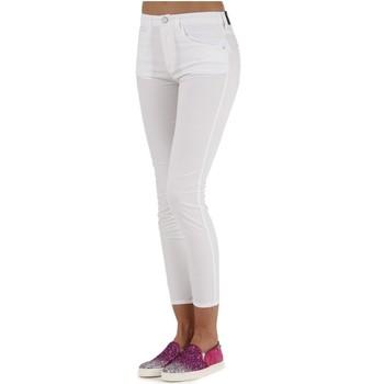 Vêtements Femme Pantalons Armani jeans C5J74 Blanc