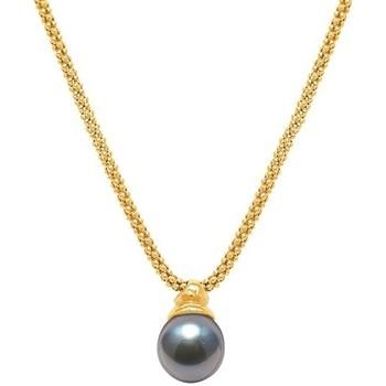 Montres & Bijoux Femme Colliers / Sautoirs Blue Pearls BPS K236 W Nacré