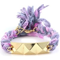 Montres & Bijoux Femme Bracelets Blue Pearls ETK 0122 Violet