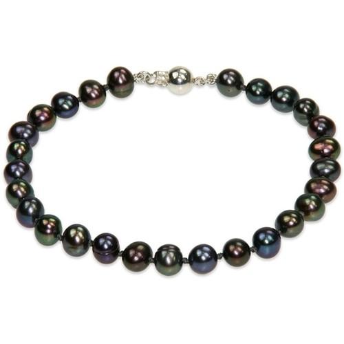 L Pearls Bracelets Femme Bps 0036 Blue Multicolore mvn0wO8PyN