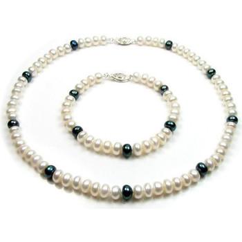 Montres & Bijoux Femme Parures Blue Pearls BPS 0217 Y Multicolore